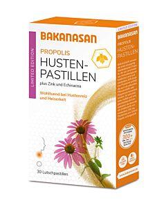 BAKANASAN Propolis Husten-Pastillen Echinacea Limited Edition  Propolis
