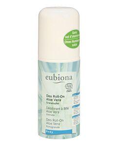 Eubiona Deo-Roller Aloe Vera für sensible Haut