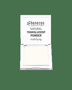 benecos Natural Translucent powder mission invisible