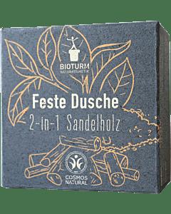 Bioturm Feste Dusche 2-in-1 Sandelholz Nr.139