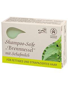 Saling Shampoo-Seife Brennnessel