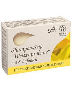 Saling Shampoo-Seife Weizenproteine