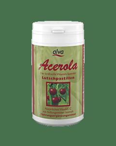 Alva Acerola - Lutschpastillen - rein natürliches Vitamin C
