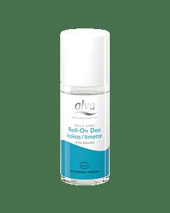 Alva Daily Care Deo Roll-on Kokos & Limette  daily care