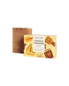 HelemaalShea Duschseife Kakao & Zimt
