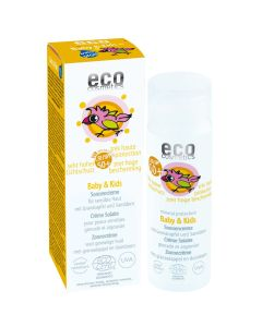 Eco Cosmetics Baby & Kids Sonnencreme LSF 50+