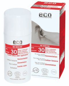 Eco Cosmetics Sonnenlotion LSF 30 NO BIOCIDE
