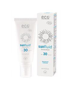 Eco Cosmetics Sun Spray SPF 30 sensitive-high protection