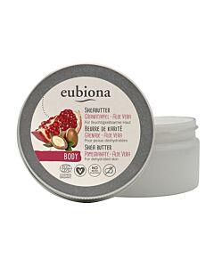 Eubiona Sheabutter mit Granatapfel und Aloe Vera