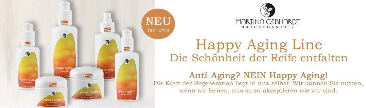 Martina Gebhardt: HAPPY AGING
