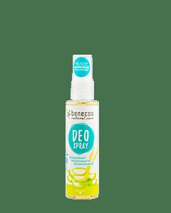 benecos Natural Care Deo Spray Aloe Vera