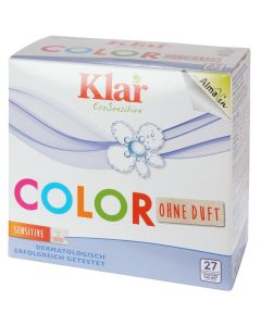 Klar Basis Compact Color Pulver